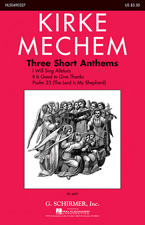 Three Short Anthems
