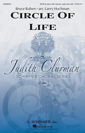 Circle of Life - Clarinet