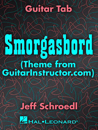 Smorgasbord (Theme from GuitarInstructor.com)