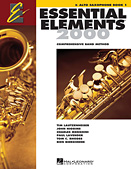 Essential Elements 2000, Book 1 For Eb Alto Saxophone (Book Only)