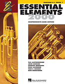 Essential Elements 2000, Book 1 For Baritone B.C. (Book Only)