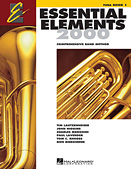 Essential Elements 2000, Book 1 For Tuba (Book Only)