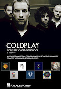 Coldplay - Complete Chord Songbook (2nd Edition)