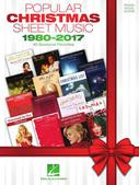 Popular Christmas Sheet Music ? 1980-2017