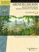 Song Without Words In A Minor, Op. 85, No. 2
