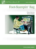 Foot-Stampin' Rag