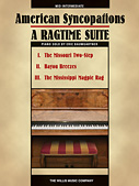 American Syncopations - A Ragtime Suite