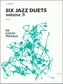 Six Jazz Duets, Volume 3
