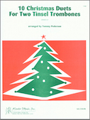 10 Christmas Duets For Two Tinsel Trombones