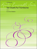Ten Duets For Trombone