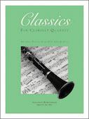 Classics For Clarinet Quartet, Volume 2 - 2nd Bb Clarinet