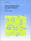 Festival Repertoire For Timpani