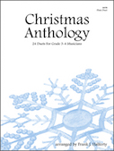 Christmas Anthology (24 Duets For Grade 3-4 Musicians)