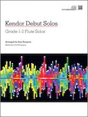 Kendor Debut Solos - Flute - Piano Accompaniment