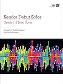 Kendor Debut Solos - Tuba