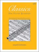 Classics For Flute Quartet - Full Score