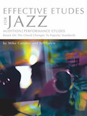 Effective Etudes For Jazz - Flute