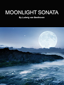 Moonlight Sonata (Mondscheinsonate), First Movement, Op. 27, No. 2