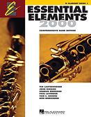 Essential Elements 2000, Book 1 For Clarinet (Book Only)