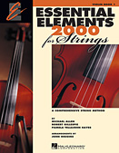 Essential Elements 2000, Book 1 For Violin (Book Only)