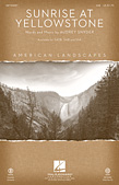 Sunrise At Yellowstone (from American Landscapes)