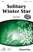 Solitary Winter Star