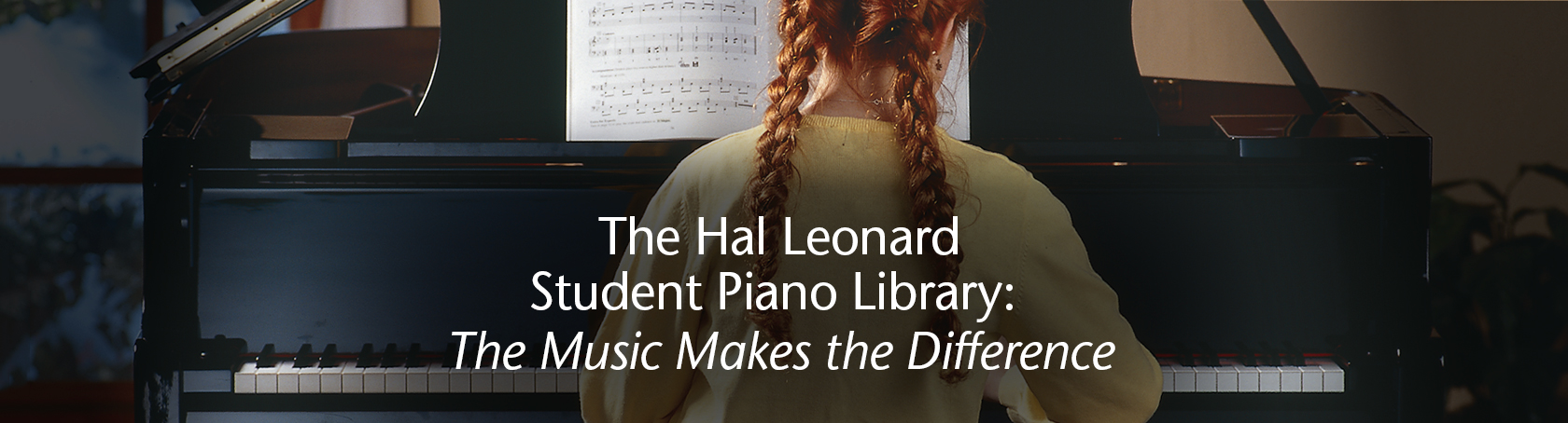 HLSPL - The Hal Leonard Student Piano Library