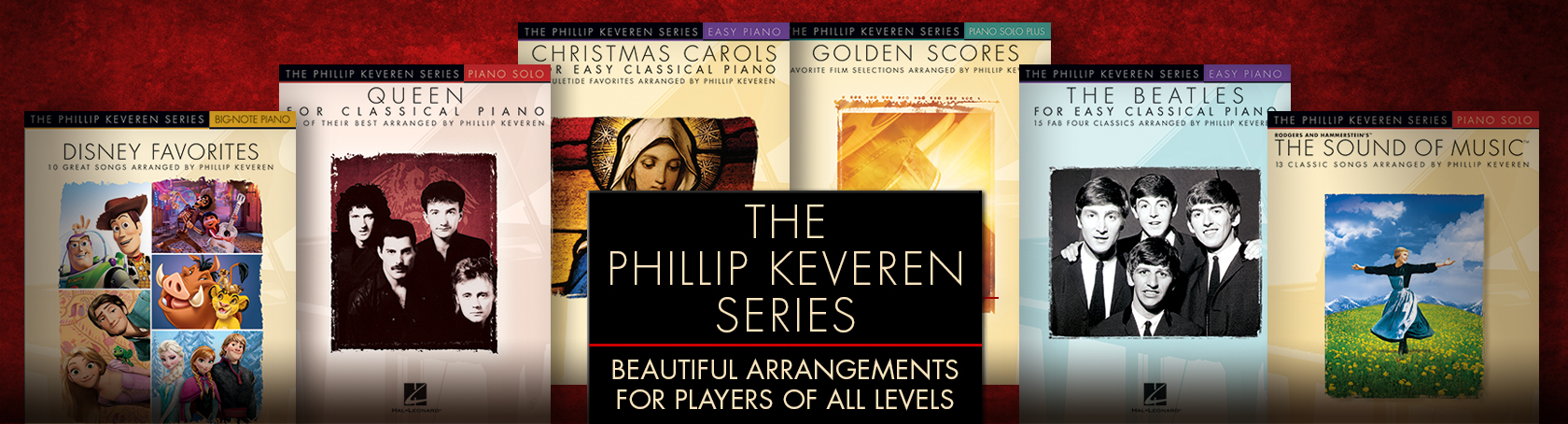 Keveren - The Phillip Keveren Series