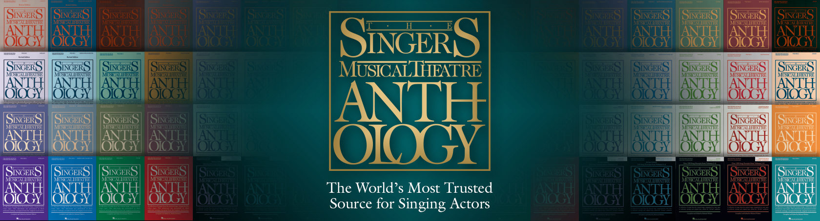 SMTA  - Singers Musical Theatre Anthology