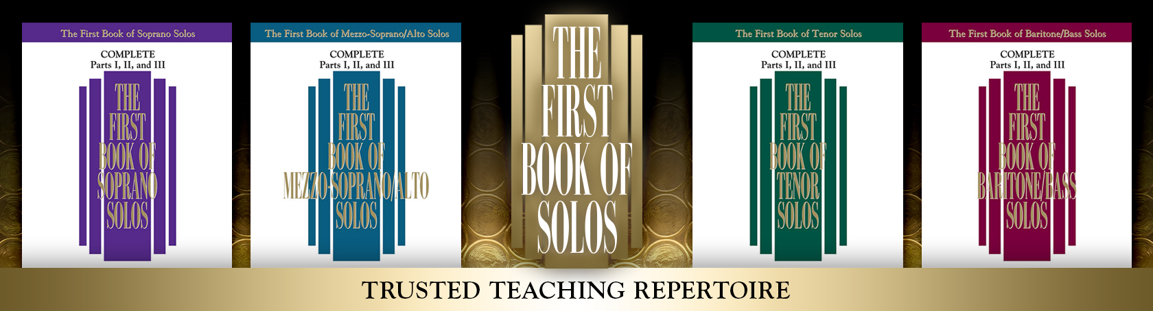 First Book - The First Book of Solos
