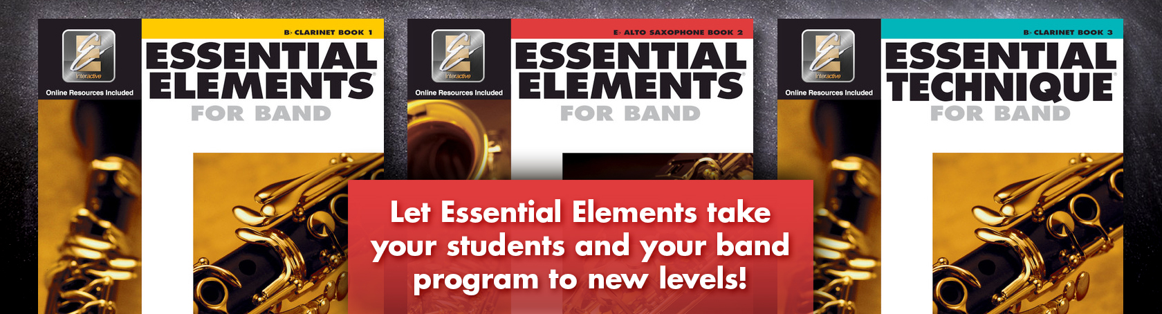 EE Band - Let Essential Elements take your students and your band program to new levels