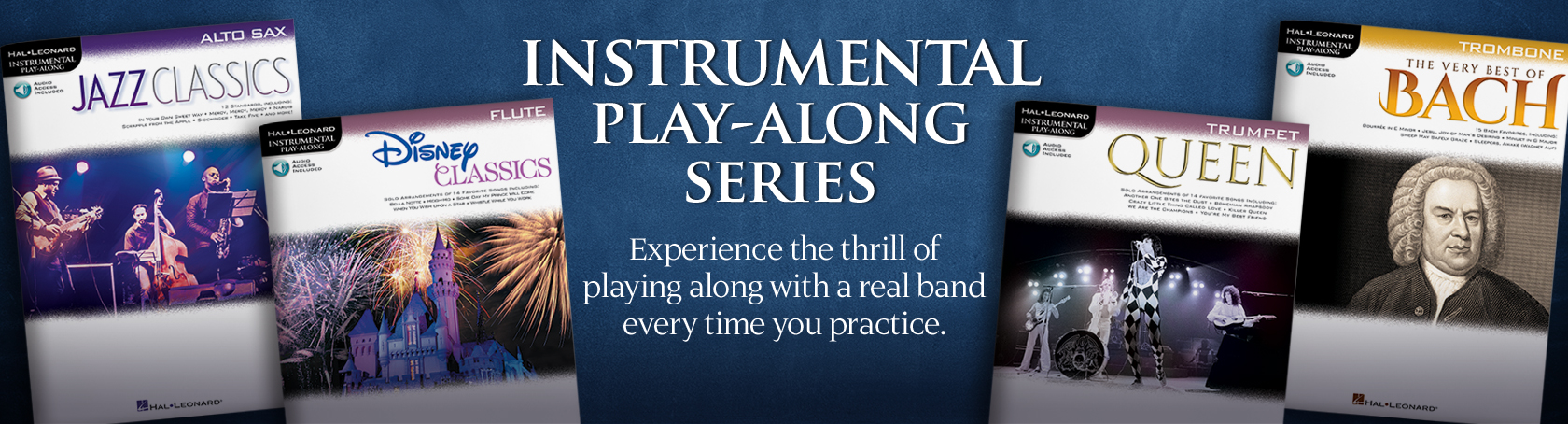 Instrumental Play-Along Series