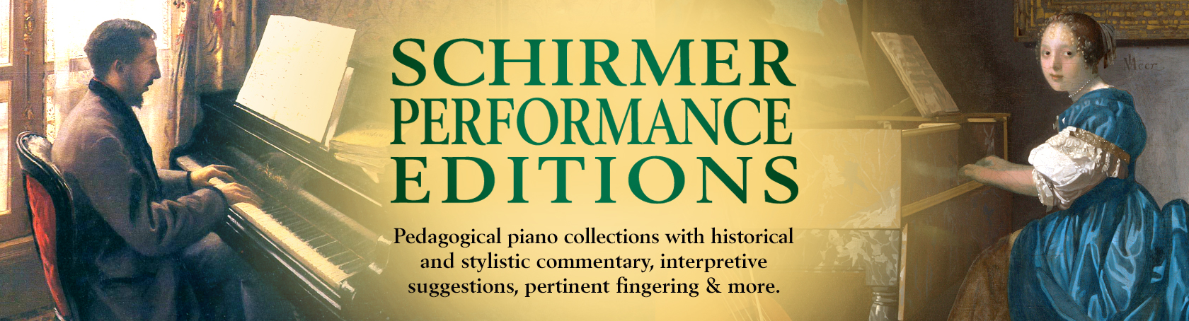 Schirmer Performance Editions