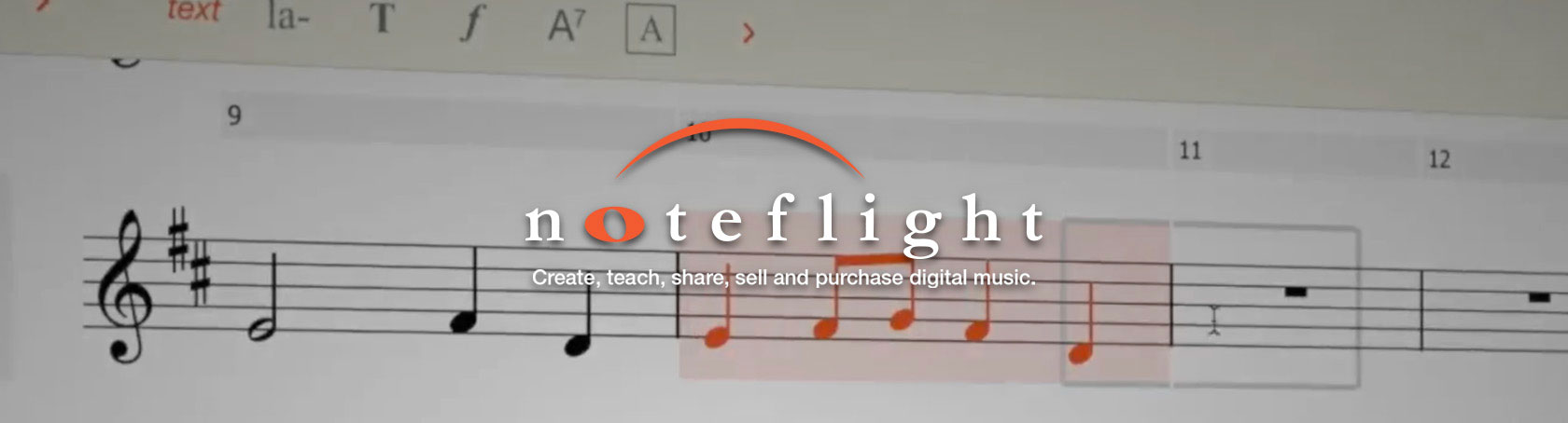 Noteflight Video