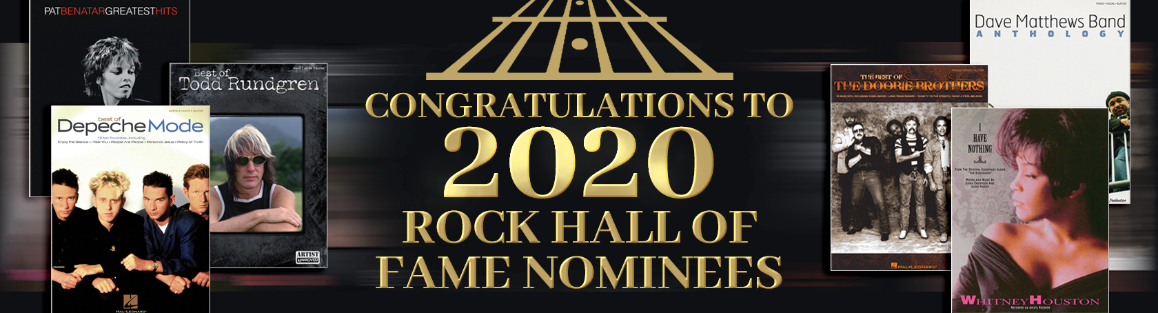 RnR HoF - Rock & Roll Hall of Fame Nominations