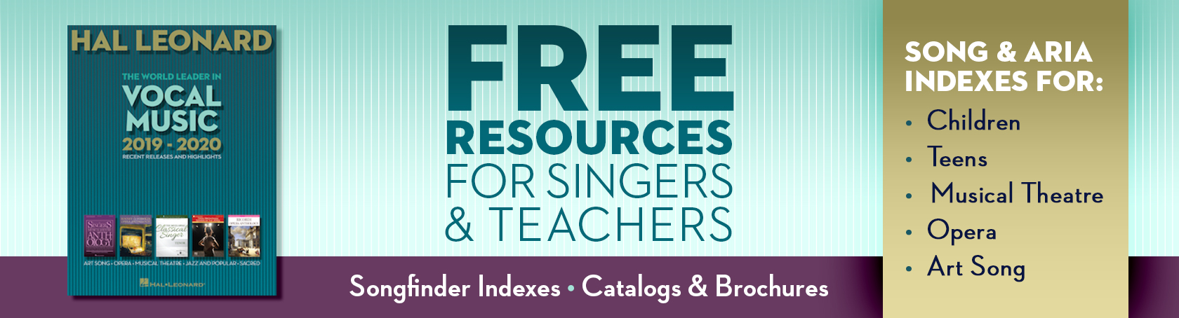 Promos & Resources - View Promos & Teacher Resources