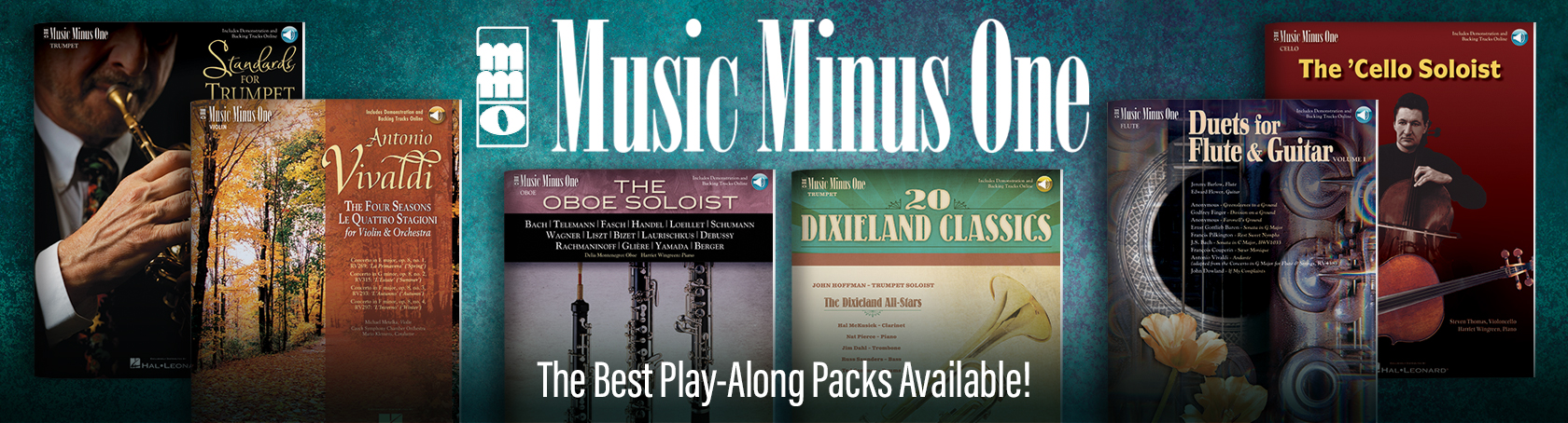 Music Minus One - The Best Play-Along Packs Available