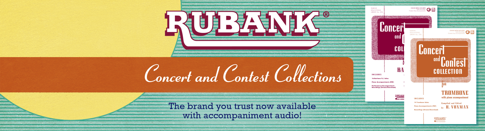 Rubank Concert & Contest Collections