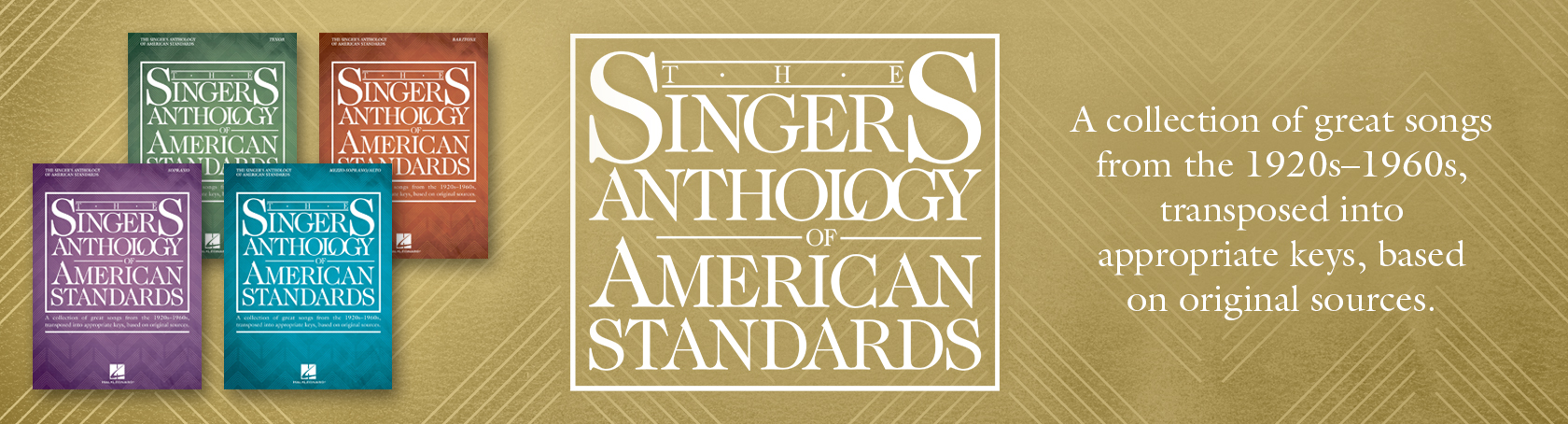 Anthology of American Standards