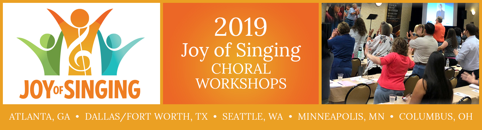 Joy of Singing
