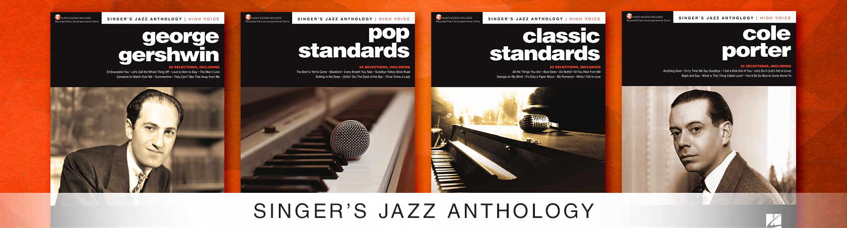 Singers Jazz Anthology