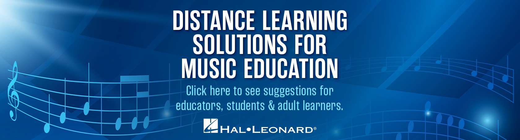 Hal Leonard Distance Learning Solutions