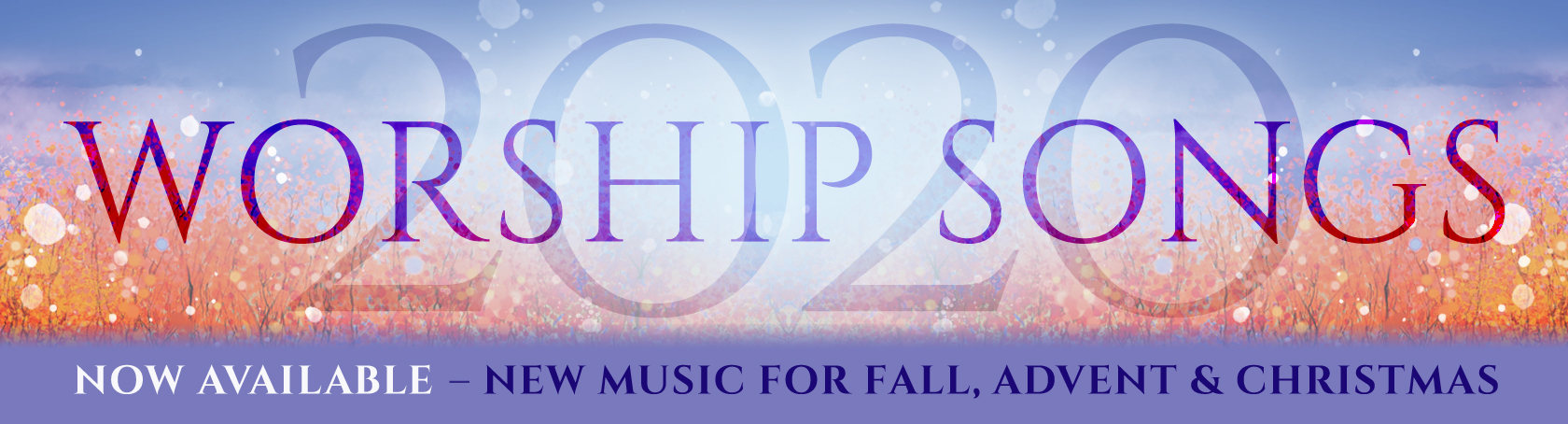 WorshipSongs Winter 2020