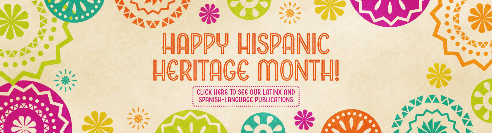 National Hispanic Heritage Month - Keyboard