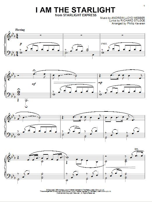 I Am The Starlight (Piano Solo)
