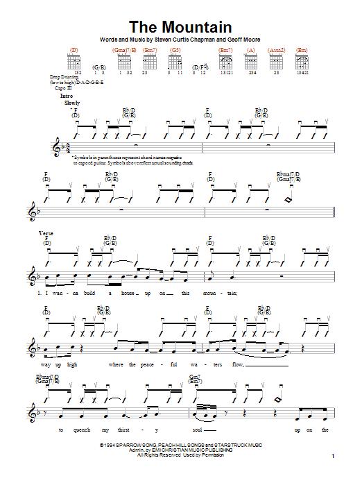 The Mountain Sheet Music