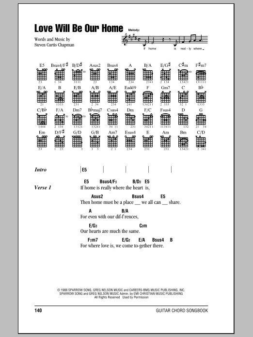 Contemporary Christian - Guitar Chord Songbook (6 inch. x 9 inch ...