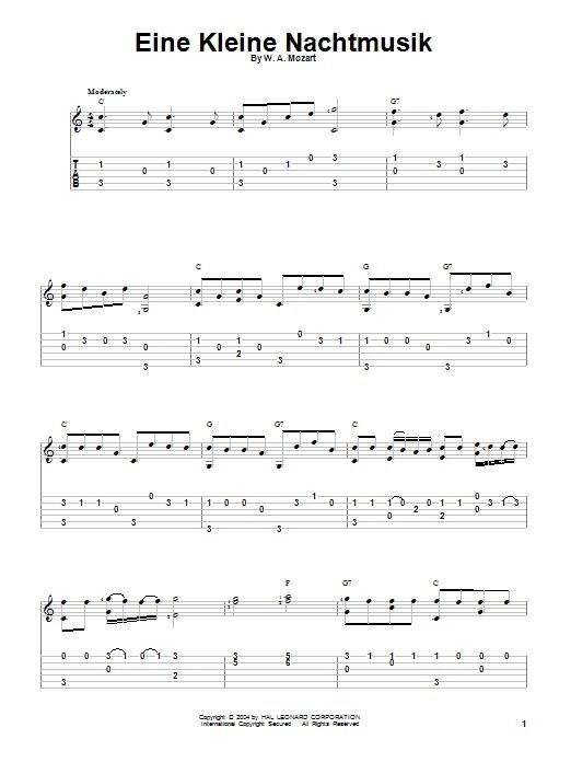 eine kleine nachtmusik essay