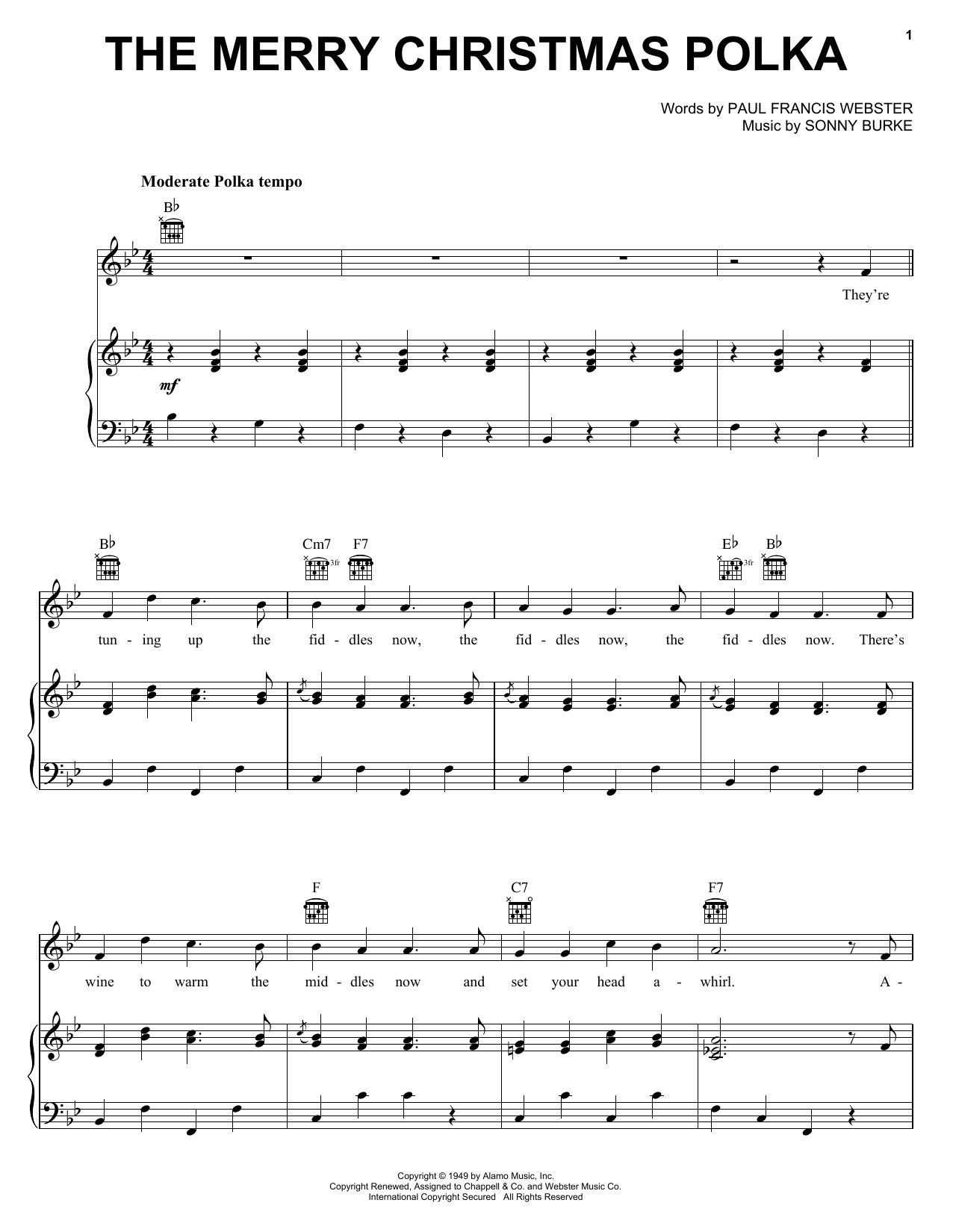 An Old Fashioned Christmas by Johnny Marks - Hal Leonard - Prima Music