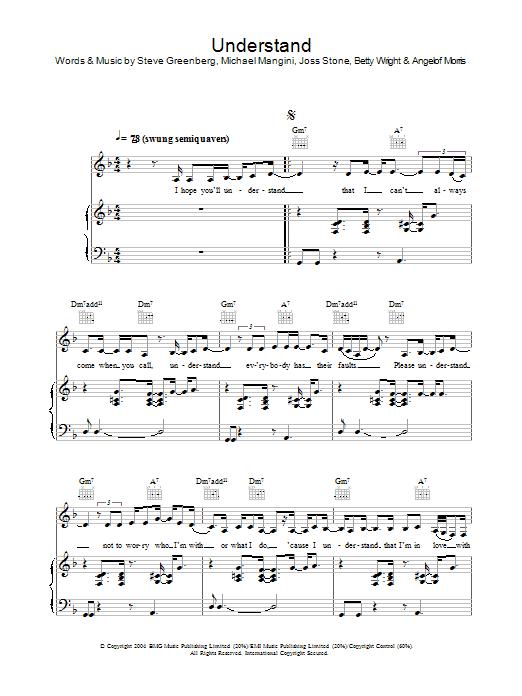 Understand Sheet Music